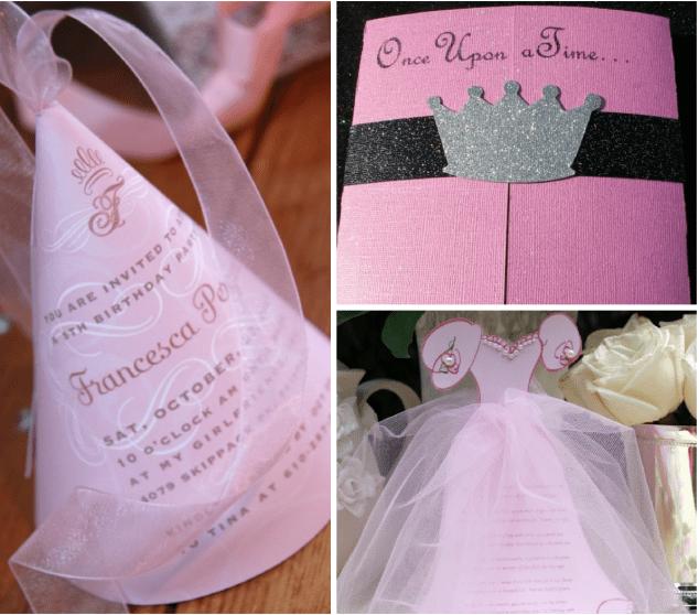 Princess Birthday Party Ideas Mom Generations Audrey