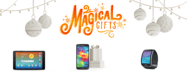 Holiday Gifts from AT&T