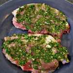 How to Make an Easy Garlicky Chimichurri Sauce