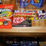 British Halloween Candy Options at The London Candy Company