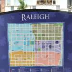 Greater Raleigh Visit: Downtown and Dickey's Barbecue Pit