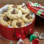 Easy Peanut Butter Kiss Cookies Recipe