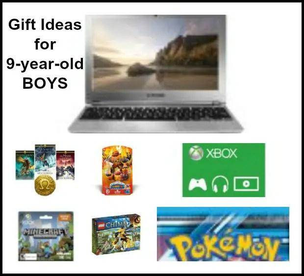 9 year old boy christmas gift