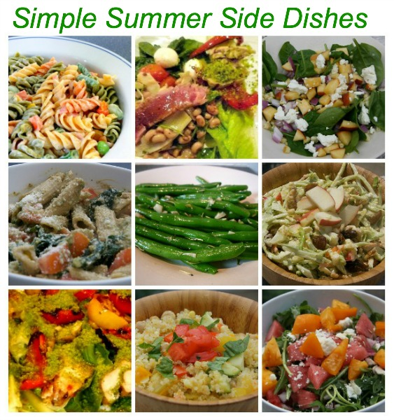 simple summer side dishes
