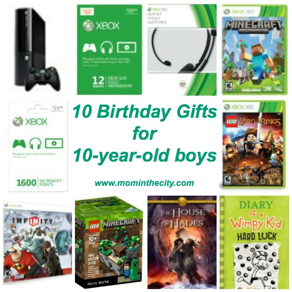 10 Birthday Gifts for 10YearOld Boys