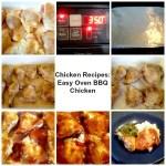 Chicken Recipes: Easy Oven BBQ Chicken