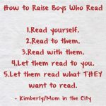 How to Raise Boys Who Love to Read
