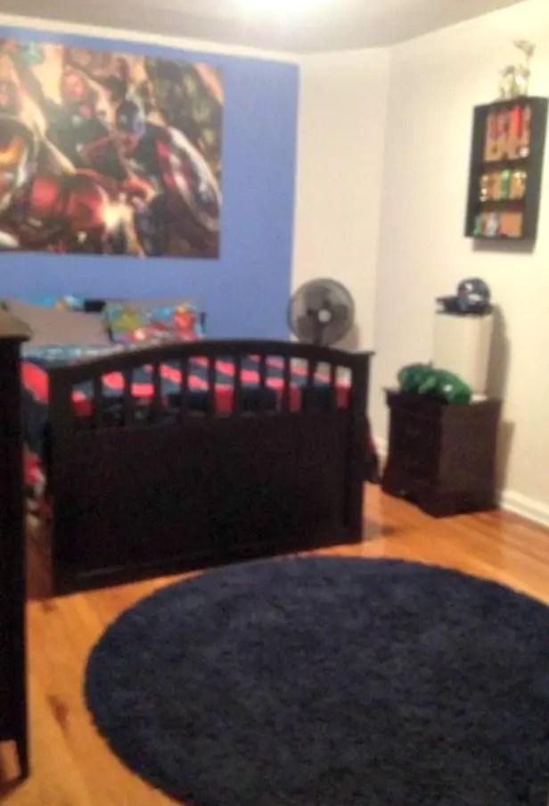 Boys Room Avengers Room Ideas