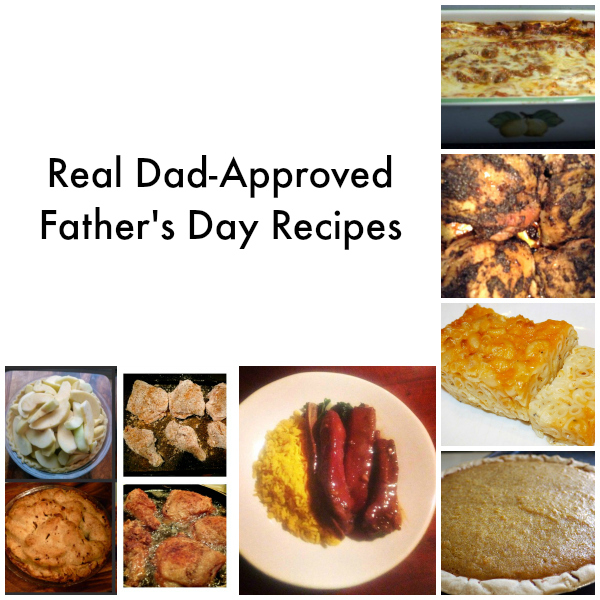father's day recipes