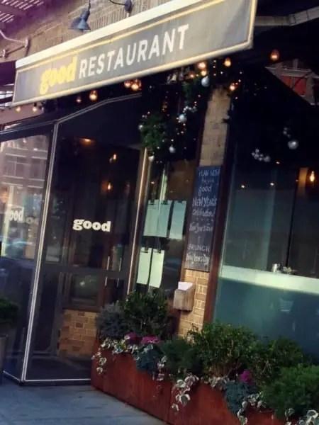 good restaurant nyc