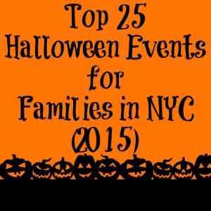 25 Halloween Events for NYC Families