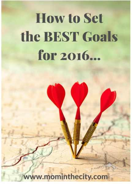 How to Set the Best Goals 2016 (2)