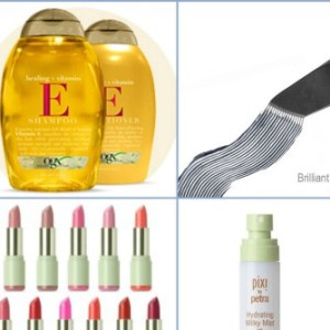 Caravan of the Best 2016 Spring Beauty Products