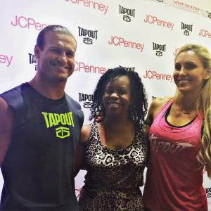 Woo! WWE Tapout Women's Clothing at JCPenney