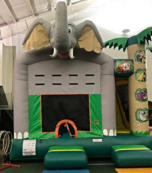 Villa Roma Resort Activities - Bouncy House