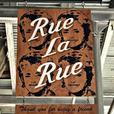 Golden Girls Café (Rue La Rue) Is worth the Trip to Celebrate Friendship