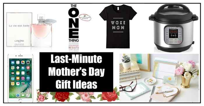 7 Best Last Minute Mother's Day Gift Ideas