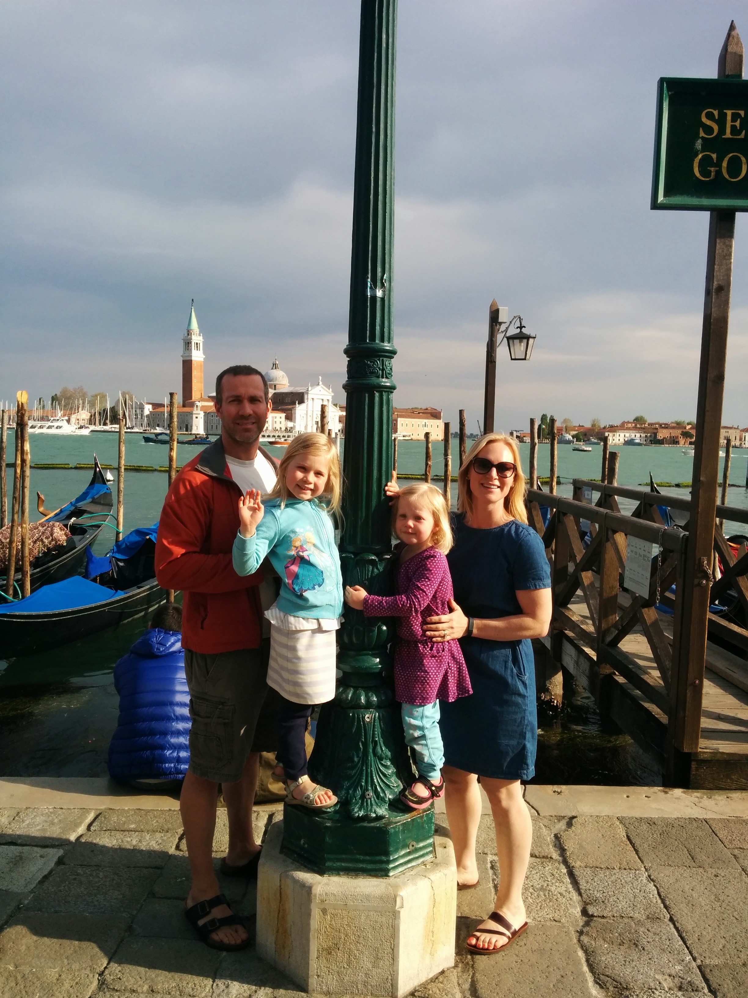 Our Venice Holiday