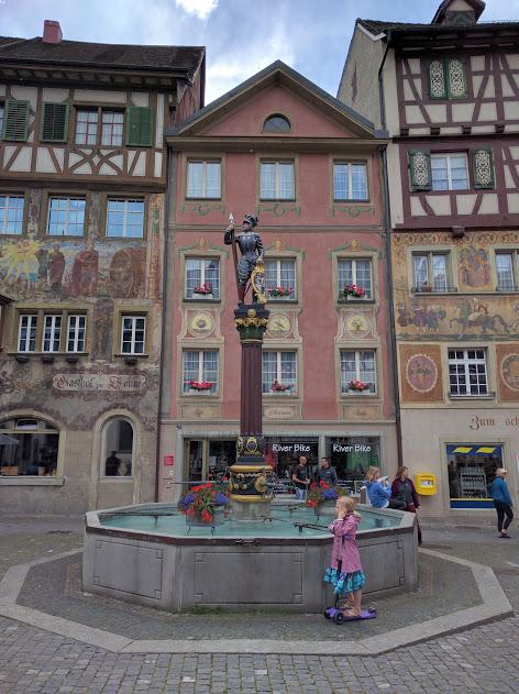 Day Trip to Stein am Rhein