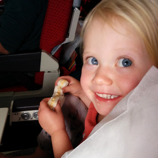 Flying with Kids- My Top Tips