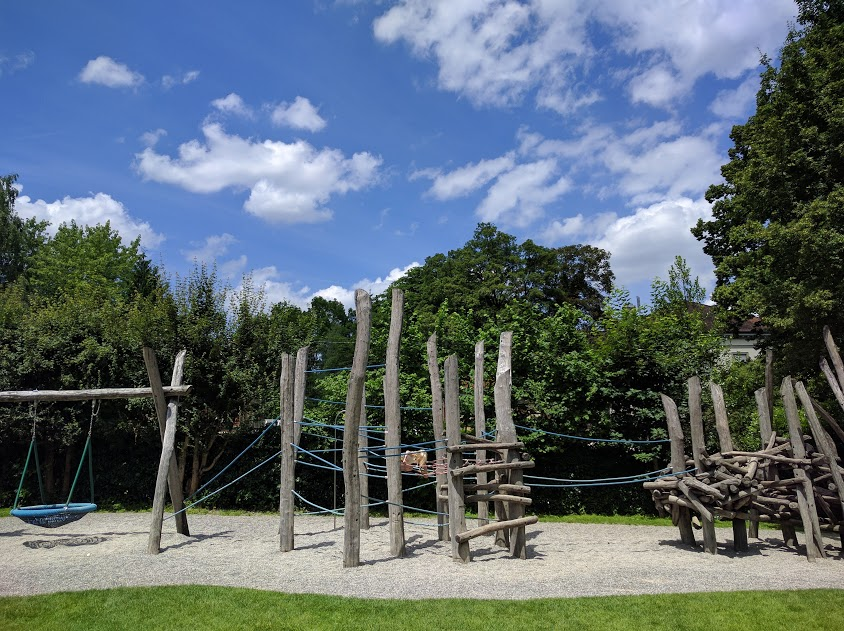 Best Playgrounds in Zurich