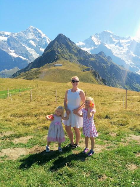 Mom In Zurich on Swiss Lark