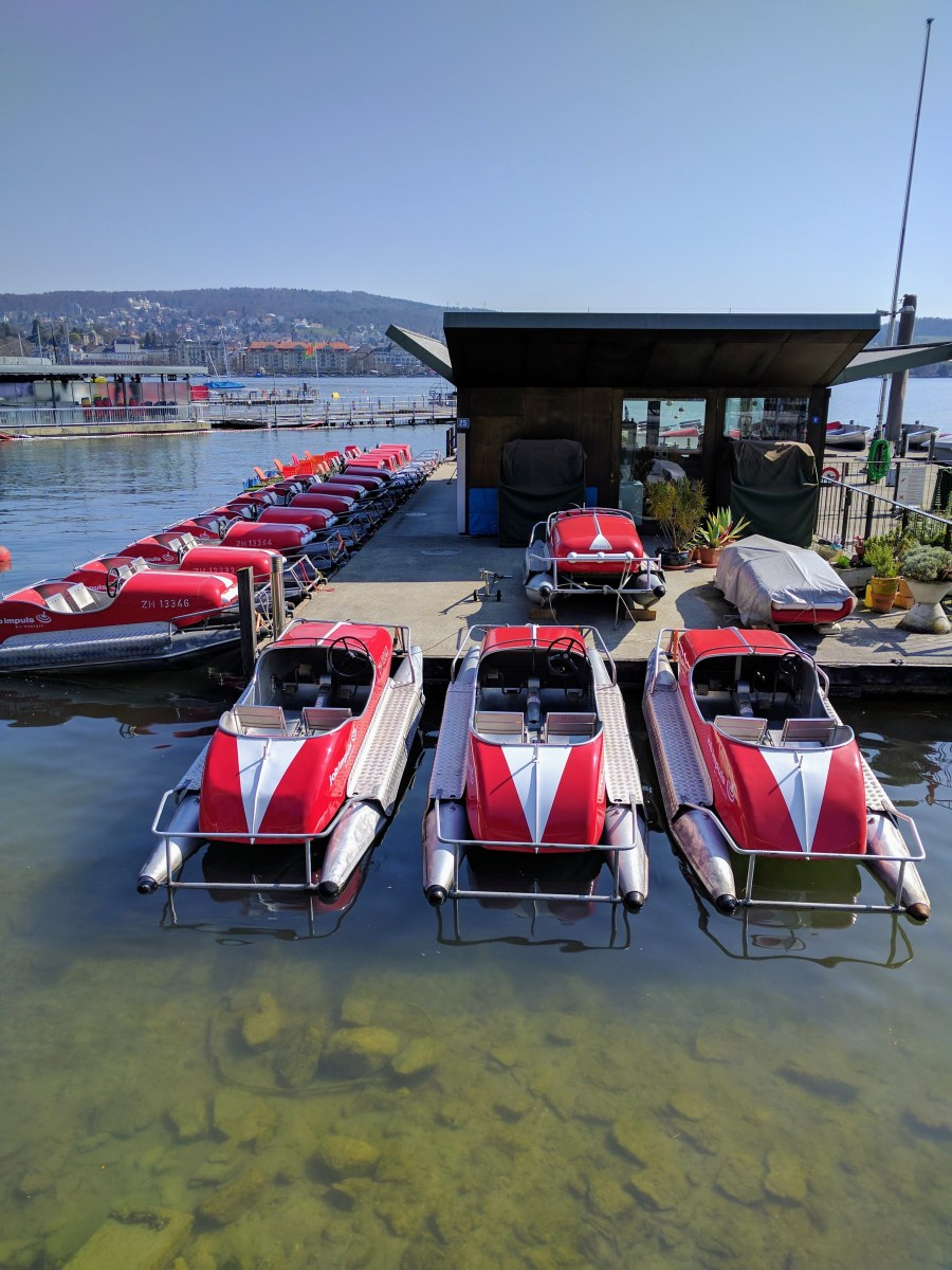 Zurich Guide: What To Do In April