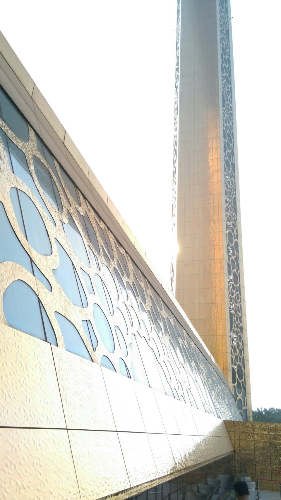Dubai Frame- Enter The Time Machine Of UAE - Mom Is Learning