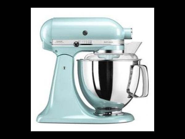 KitchenAid Artisan 5KSM175PSEIC - Robot pâtissier - 300 Watt - bleu iceberg | Momix-Annonce
