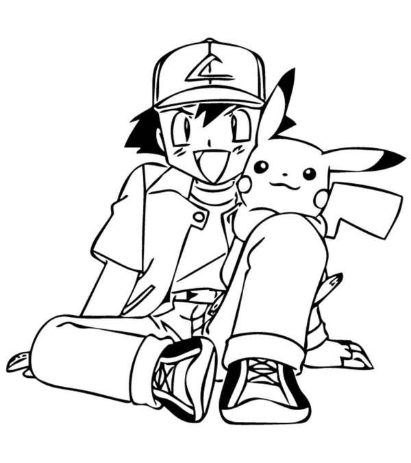 pokemon coloring # 0