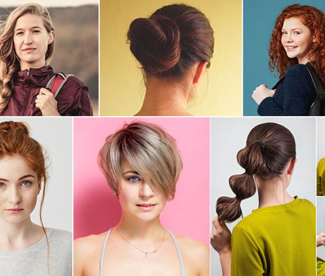 21 Cool School Hairstyles For Teen Girls