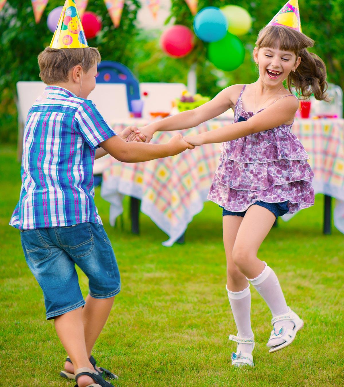 19 fun birthday party
