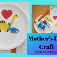 Mother's Day Craft - Free Printable