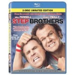Step Brothers (2-Disc Unrated Edition) Blu Ray – $6.49