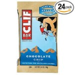 24 Clif Bar Energy Bars in Chocolate Chip – $16.32