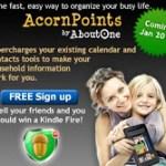 AcornPoints – Win a Kindle Fire!