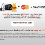 MasterCard Savings Day is Back – Today Only!