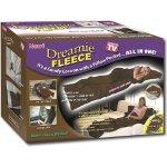 Dreamie Fleece Camping Blanket With Travel Bag – $6.85