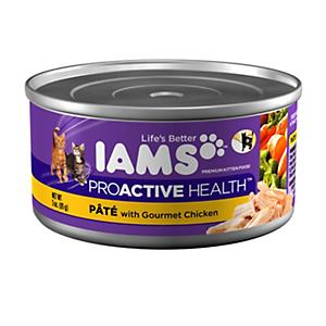 FREE Iams Wet Cat Food