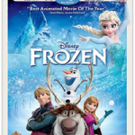 FREE Disney's FROZEN Blu-ray DVD from TopCashBack