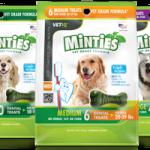 FREE Minties Dental Dog Treats!