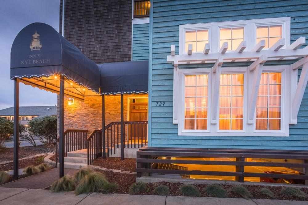 inn at nye beach boutique hotel in newport oregon. Black Bedroom Furniture Sets. Home Design Ideas