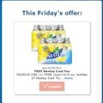 FREE 12 Pack Nestea Iced Tea at Kroger Affiliate Stores! (hot deal)