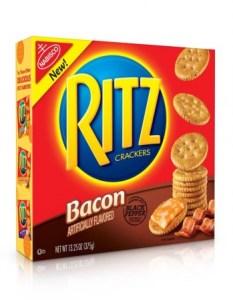 free bacon ritz crackers