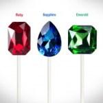 Chupa Chups releases limited edition precious stone lollipops