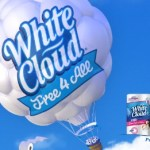 "FREE Toilet Paper With White Cloud's ""FREE 4 ALL"" Promotion"