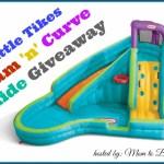 Little Tikes Slam 'n' Curve Slide Giveaway – Ends 6/30