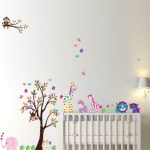 Children Wall Decals – Best Compliment To A Kids Bedroom