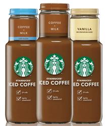 free starbucks iced coffee at target