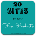 20 Sites to Test Free Products